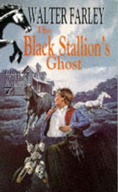 Farley, Walter / The Black Stallion's Ghost
