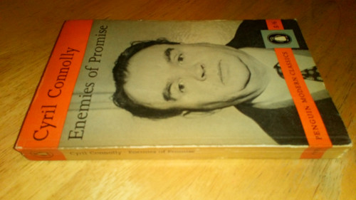 Connolly, Cyril - Enemies of Promise - PB Penguin Modern Classics 1961
