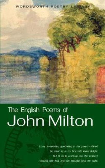 Lerner, Laurence / The English Poems of John Milton