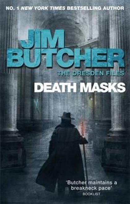Butcher, Jim / Death Masks