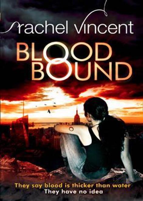 Vincent, Rachel / Blood Bound