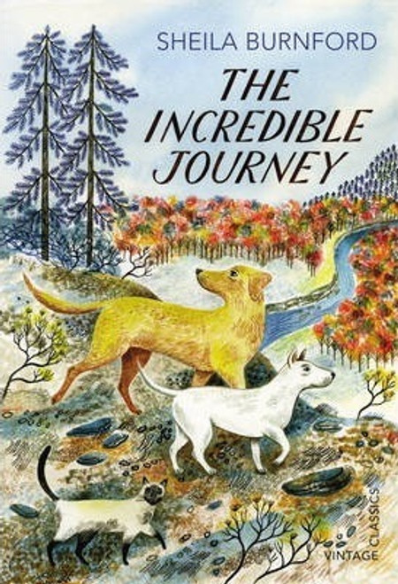 Burnford, Sheila / The Incredible Journey