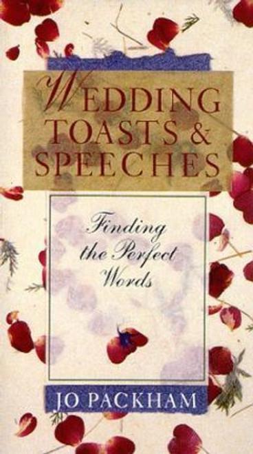 Packham, Jo / WEDDING TOASTS AND SPEECHES