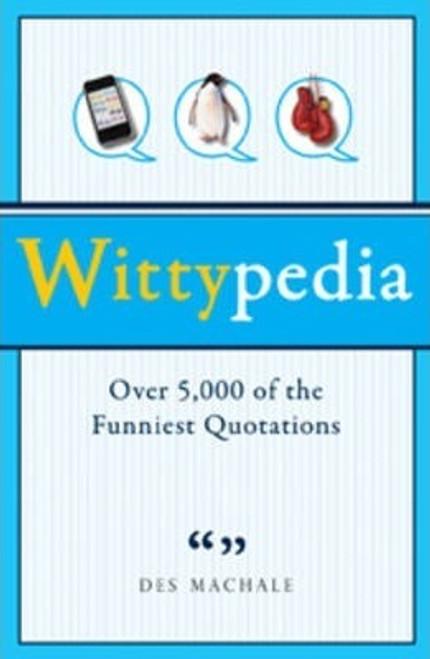 MacHale, Des / Wittypedia