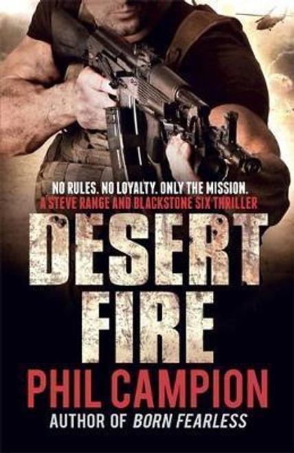 Campion, Phil / Desert Fire