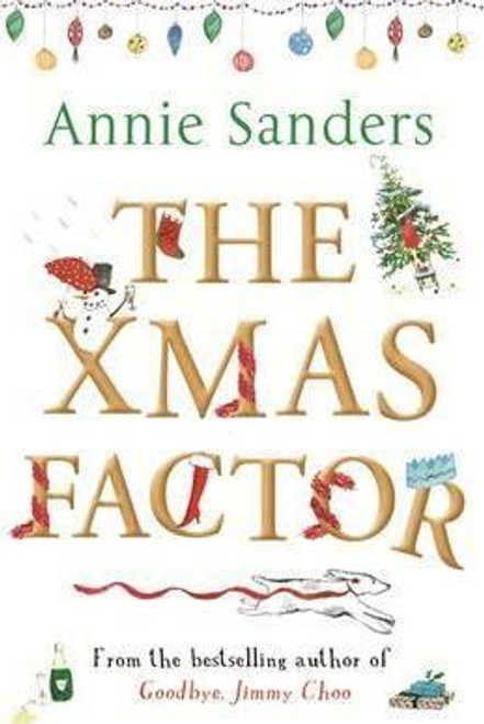 Sanders, Annie / The Xmas Factor