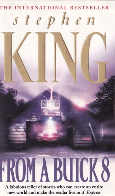 King, Stephen / From a Buick 8