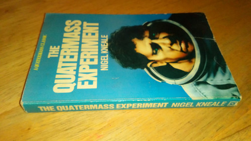 Kneale, Nigel - The Quatermass Experiment - Vintage 1979 Ed - SF Alien Invasion