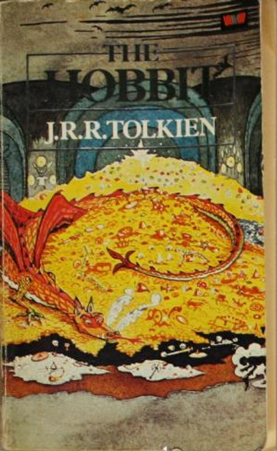 Tolkien, J.R.R - The Hobbit - Vintage Unwin PB Ed 1981 - ( With illustratios and cover art by Tolkien)