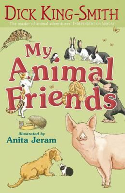 Jeram, Anita / My Animal Friends