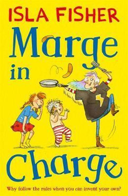 Fisher, Isla / Marge in Charge