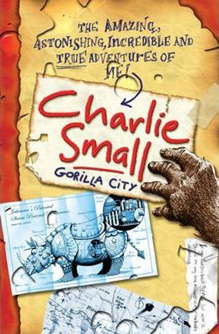 Small, Charlie / Charlie Small : Gorilla City