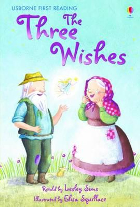 Sims, Lesley / The Three Wishes