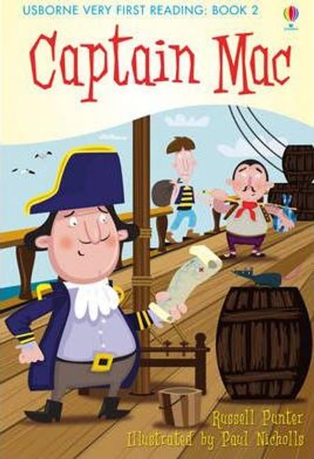Punter, Russell / Captain Mac