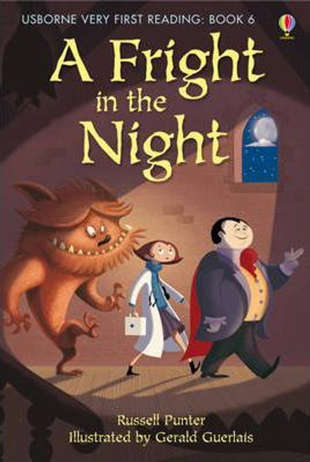 Punter, Russell / A Fright in the Night