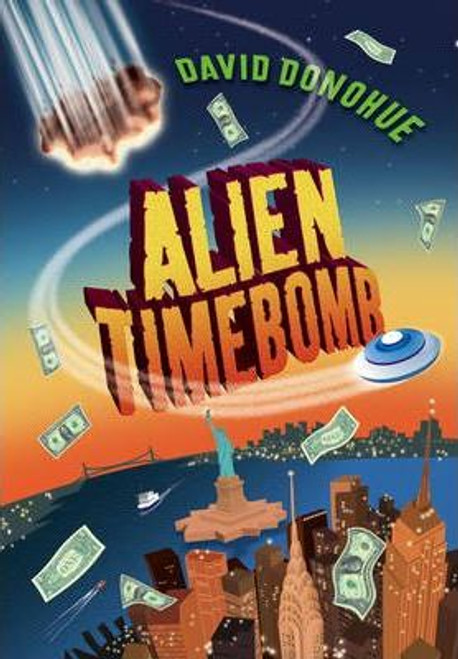 Donohue, David / Alien Timebomb
