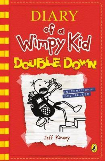 Kinney, Jeff / Diary of a Wimpy Kid: Double Down (Diary of a Wimpy Kid Book 11)