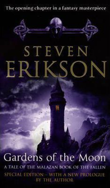 Erikson, Steven / Gardens Of The Moon
