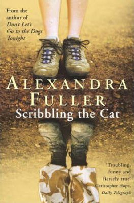 Fuller, Alexandra / Scribbling the Cat