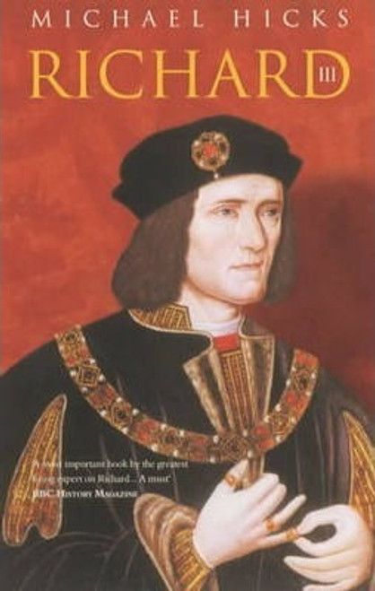 Hicks, Michael / Richard III