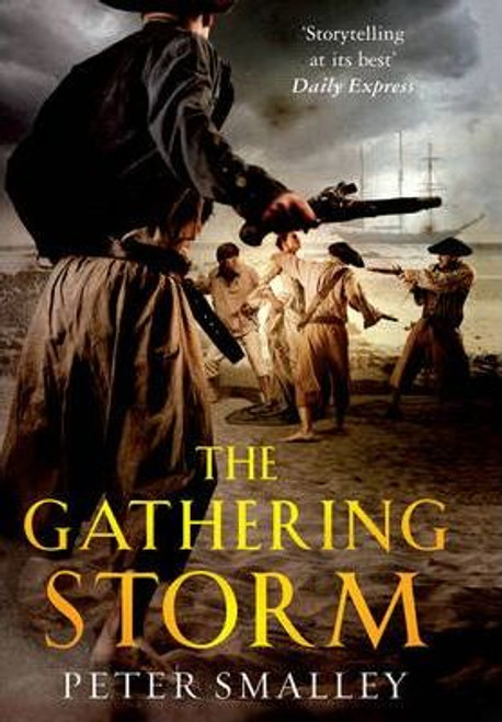 Smalley, Peter / The Gathering Storm