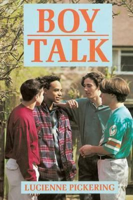 Pickering, Lucienne / Boy Talk (Large Paperback)