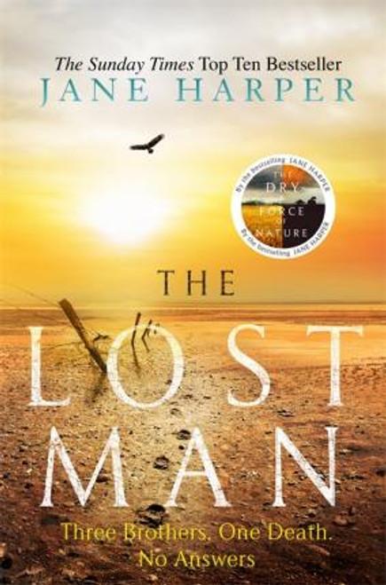 Harper, Jane / The Lost Man (Large Paperback)