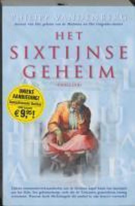Vandenberg, Philipp / Het Sixtijnse geheim (Large Paperback)