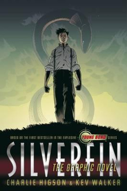 Higson, Charlies / SilverFin: The Graphic Novel (Large Paperback)
