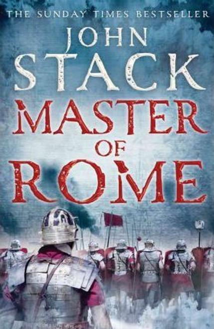 Stack, John / Master of Rome (Large Paperback)