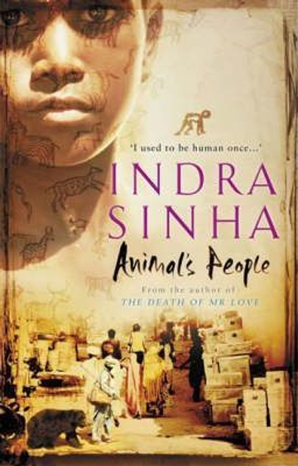 Sinha, Indra / Animal's People (Large Paperback)