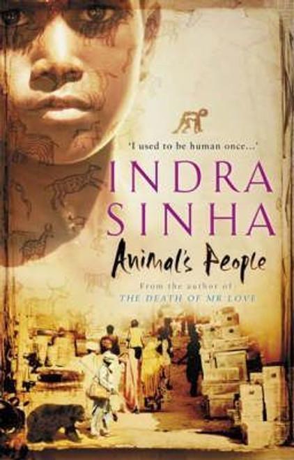 Sinha, Indra / Animal's People (Large Paperback)