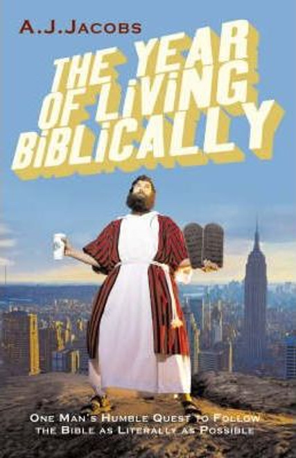 Jacobs, A. J. / The Year of Living Biblically (Large Paperback)