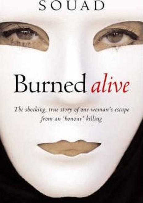 Souad / Burned Alive (Large Paperback)