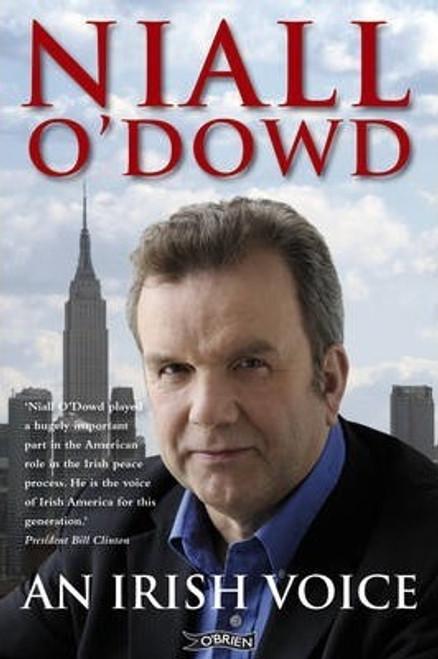 O'Dowd, Niall / An Irish Voice (Large Paperback)