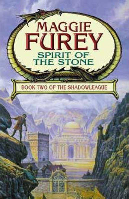 Furey, Maggie / Spirit Of The Stone : Book Two of the Shadowleague (Large Paperback)
