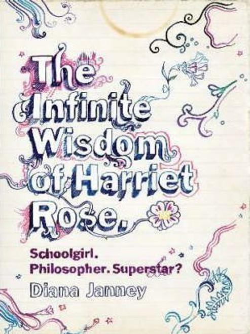 Janney, Diana / The Infinite Wisdom of Harriet Rose (Large Paperback)