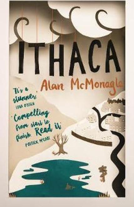 McMonagle, Alan / Ithaca  (Large Paperback)