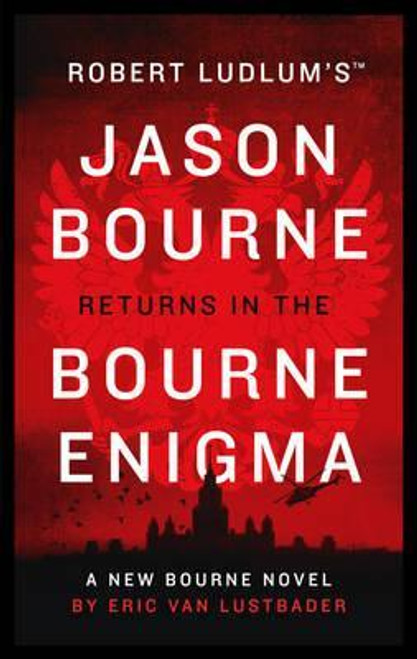 Van Lustbader, Eric / Robert Ludlum's (TM) The Bourne Enigma (Large Paperback)
