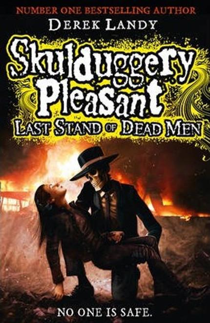 Landy, Derek / Last Stand of Dead Men  / The Gift of Friends (Large Paperback)