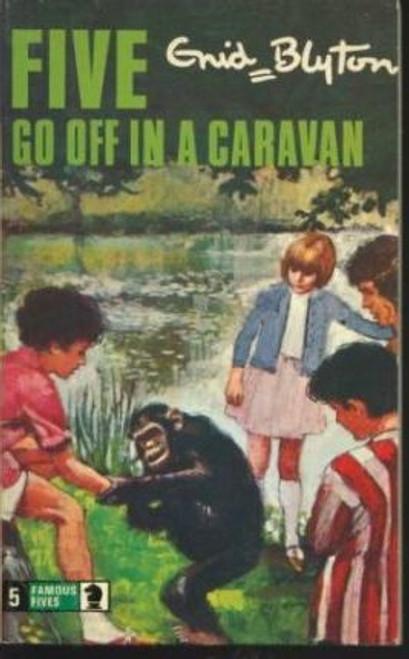 Blyton, Enid / Five Go Off in a Caravan