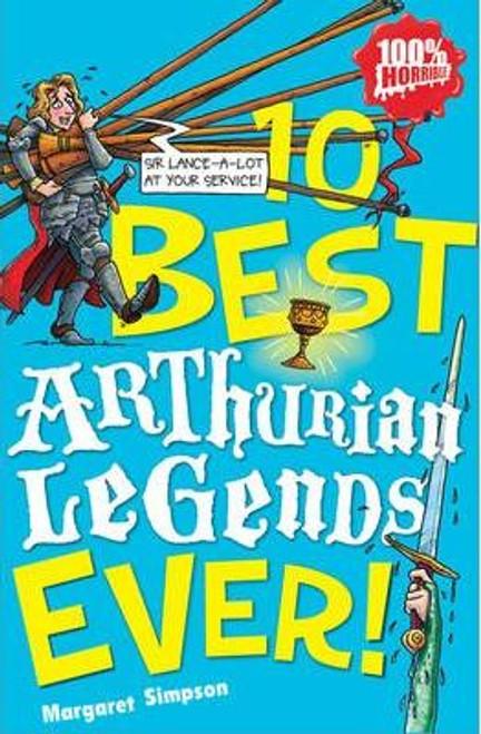 Simpson, Margaret / 10 Best Arthurian Legends Ever