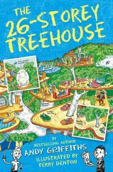 Griffiths, Andy / The 26-Storey Treehouse