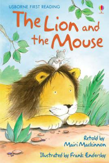 MacKinnon, Mairi / The Lion And The Mouse