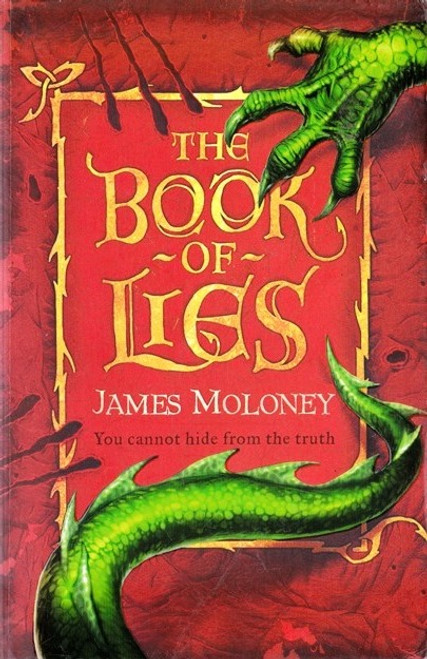 Moloney, James / The Book of Lies
