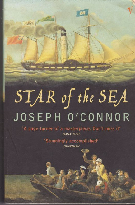 O'Connor, Joseph / Star of The Sea