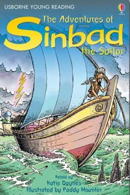 Doherty, Gillian / Sinbad the Sailor