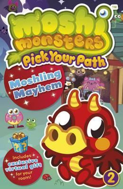 Moshiu Monsters /  Pick Your Path 2