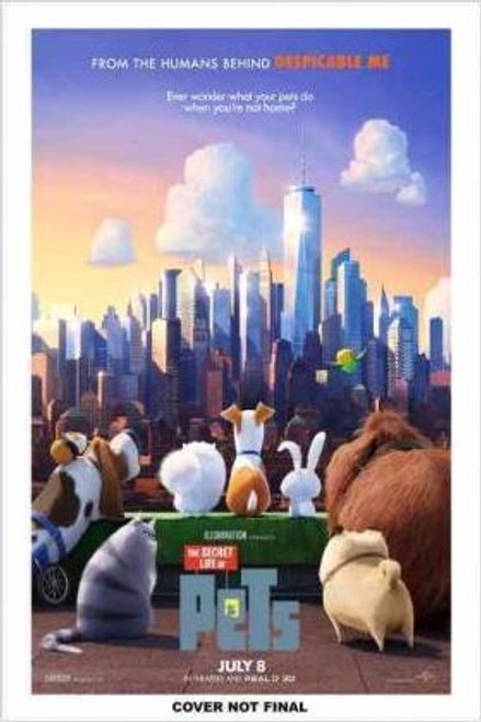 Lewman, David / The Secret Life of Pets: The Junior Novelization