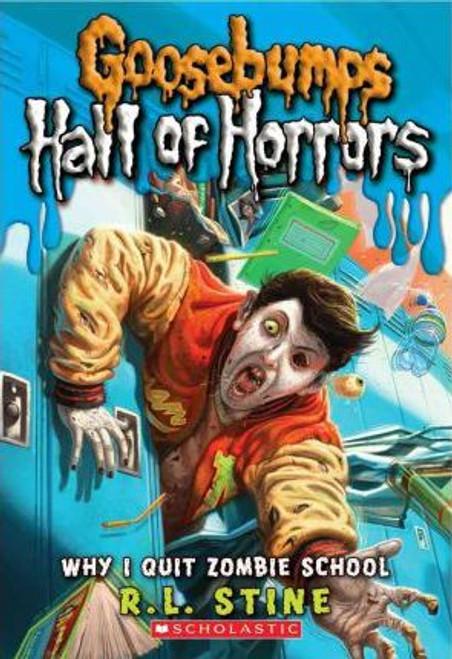 Stine, R.L / Goosebumps Hall of Horror: